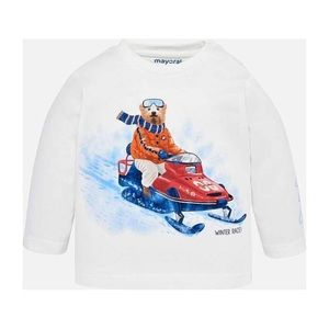 NWT Mayoral Winter Race T-Shirt - Size 18 months